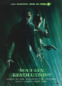 Matrix Revolutions - Poster / Capa / Cartaz - Oficial 7