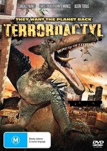 Terrordactyl - Poster / Capa / Cartaz - Oficial 5