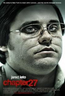 Capítulo 27 - O Assassinato de John Lennon - Poster / Capa / Cartaz - Oficial 4
