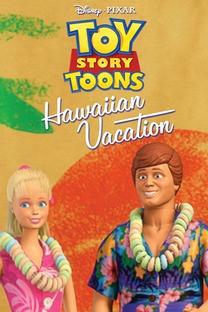 Curtas Toy Story: Férias no Havaí - Poster / Capa / Cartaz - Oficial 1