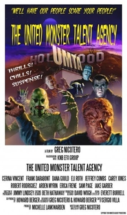The United Monster Talent Agency - Poster / Capa / Cartaz - Oficial 1