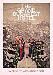 O Grande Hotel Budapeste - Poster / Capa / Cartaz - Oficial 5