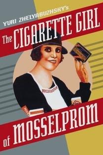 A Vendedora de Cigarros Mosselprom - Poster / Capa / Cartaz - Oficial 2