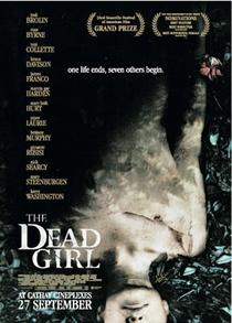 A Garota Morta - Poster / Capa / Cartaz - Oficial 3