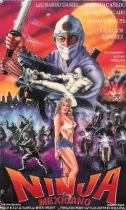 El Ninja Mexicano - Poster / Capa / Cartaz - Oficial 1
