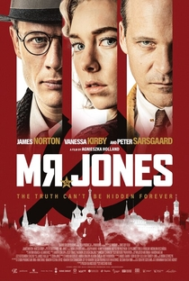 Mr. Jones - Poster / Capa / Cartaz - Oficial 2