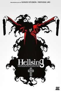 Hellsing - Poster / Capa / Cartaz - Oficial 2