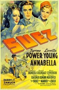 Suez - Poster / Capa / Cartaz - Oficial 2