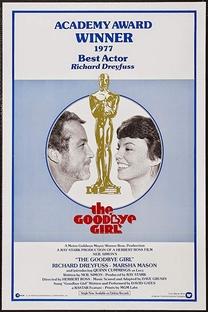 A Garota do Adeus - Poster / Capa / Cartaz - Oficial 3