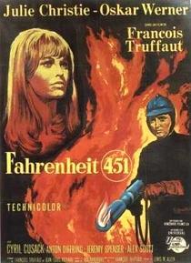 Fahrenheit 451 - Poster / Capa / Cartaz - Oficial 6