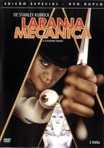 Laranja Mecânica - Poster / Capa / Cartaz - Oficial 8