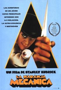 Laranja Mecânica - Poster / Capa / Cartaz - Oficial 15