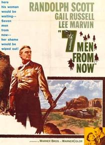 Sete Homens Sem Destino - Poster / Capa / Cartaz - Oficial 1