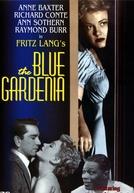 Gardênia Azul (The Blue Gardenia)