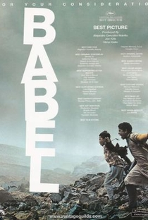 Babel - Poster / Capa / Cartaz - Oficial 2