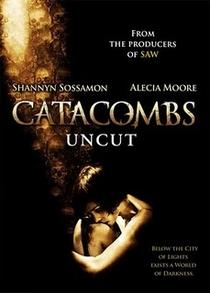 Catacumbas - Poster / Capa / Cartaz - Oficial 1