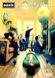 Oasis - Definitely Maybe - Poster / Capa / Cartaz - Oficial 1
