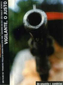 O Vigilante - Poster / Capa / Cartaz - Oficial 1