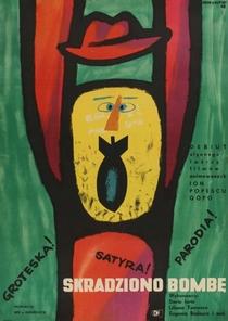 Roubaram uma Bomba - Poster / Capa / Cartaz - Oficial 2