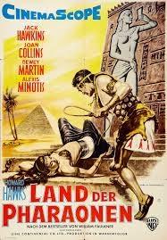 Terra dos Faraós - Poster / Capa / Cartaz - Oficial 1
