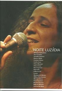 Maria Bethânia - Noite Luzidia - Poster / Capa / Cartaz - Oficial 1
