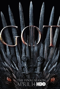 Game of Thrones (8ª Temporada) - Poster / Capa / Cartaz - Oficial 2