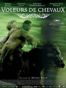 Voleurs de chevaux - Poster / Capa / Cartaz - Oficial 1