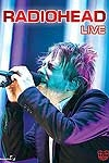 Radiohead Live  - Poster / Capa / Cartaz - Oficial 1