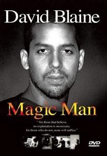 David Blaine - Magic Man - Poster / Capa / Cartaz - Oficial 1