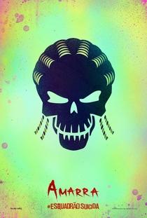 Esquadrão Suicida - Poster / Capa / Cartaz - Oficial 30