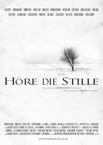 Hear the Silence - Poster / Capa / Cartaz - Oficial 1