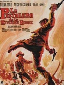 O Pistoleiro do Rio Vermelho - Poster / Capa / Cartaz - Oficial 2