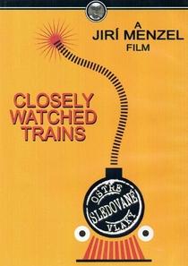 Trens Estreitamente Vigiados - Poster / Capa / Cartaz - Oficial 5