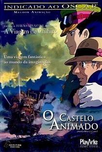 O Castelo Animado - Poster / Capa / Cartaz - Oficial 13