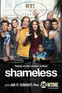 Shameless (US) (5ª Temporada) - Poster / Capa / Cartaz - Oficial 1
