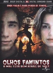 Olhos Famintos - Poster / Capa / Cartaz - Oficial 5