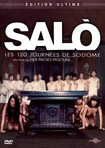 Saló: Os 120 dias de Sodoma - Poster / Capa / Cartaz - Oficial 15