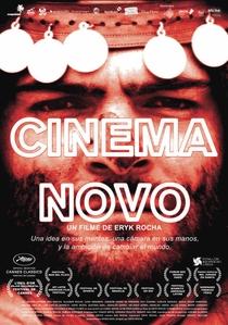 Cinema Novo - Poster / Capa / Cartaz - Oficial 2