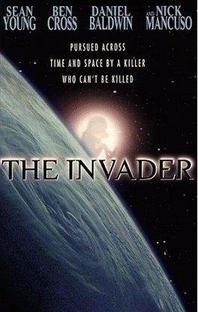O Invasor - Poster / Capa / Cartaz - Oficial 1