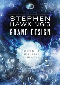 Stephen Hawking's Grand Design - Poster / Capa / Cartaz - Oficial 2