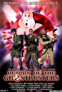 O Retorno dos Caça-Fantasmas - Poster / Capa / Cartaz - Oficial 1