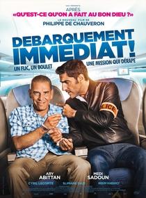 Débarquement immédiat! - Poster / Capa / Cartaz - Oficial 1