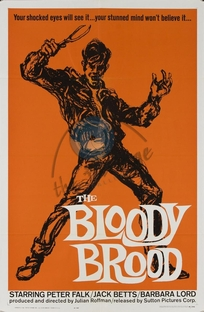 The Bloody Brood - Poster / Capa / Cartaz - Oficial 3