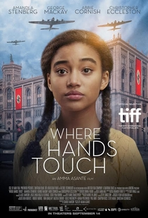 Where Hands Touch - Poster / Capa / Cartaz - Oficial 1