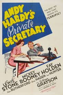 A Secretária de Andy Hardy (Andy Hardy's Private Secretary)