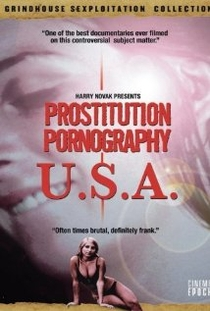 Prostitution Pornography USA - Poster / Capa / Cartaz - Oficial 1