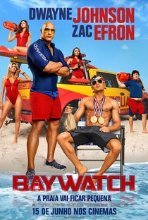 Baywatch - S.O.S. Malibu - Poster / Capa / Cartaz - Oficial 2