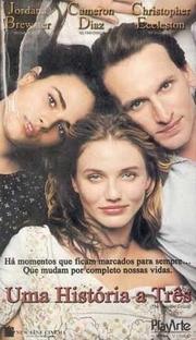 Uma História a Três - Poster / Capa / Cartaz - Oficial 3