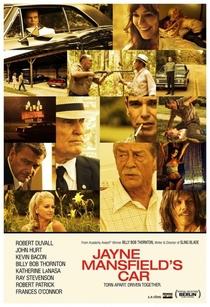 O Carro de Jayne Mansfield - Poster / Capa / Cartaz - Oficial 1