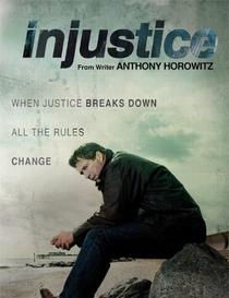 Injustice (1ª Temporada) - Poster / Capa / Cartaz - Oficial 1